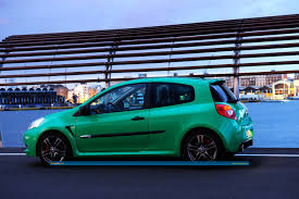 renault green ausmotive com geneva 2009 u2013 clio renault sport