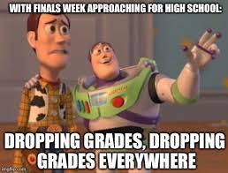 Highschool Memes - x x everywhere meme imgflip