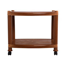 cello orchid center table sandalwood brown amazon in home