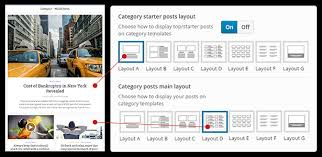 wordpress layout how to voice material design wordpress theme for news magazine site meks