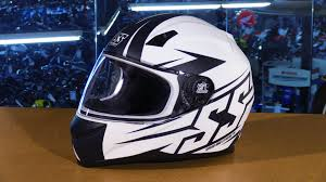 motorcycle helmets and gear speed and strength ss700 full face motorcycle helmet review youtube