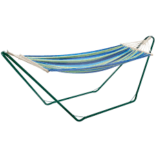 Free Standing Hammock Chair Vonhaus Hammock With Metal Frame Luxury Standing Swinging