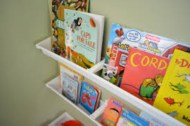 Vinyl Rain Gutter Bookshelves - rain gutter bookshelves must love babies
