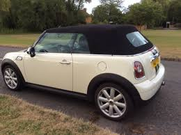 the very glamorous irene chose this 2009 mini cooper convertible