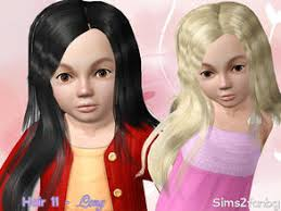 toddler hair sims 3 hair toddler hair