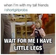 Curvy Girl Memes - short girls problems short girl problems short girls and humour