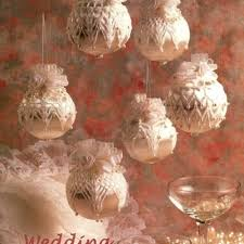 x915 crochet pattern only 6 or wedding ornament cover