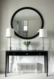 Hallway Console Table And Mirror Mirror Hallway Table Akapello