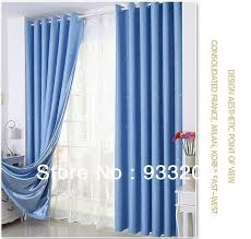 Cheap Nursery Curtains Baby Nursery Decor Popular Items Baby Blue Nursery Curtains Sky