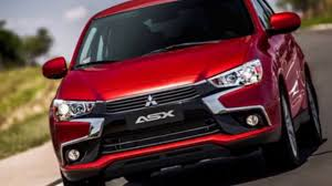 mitsubishi asx 2018 interior all new 2018 mitsubishi asx compact suv youtube