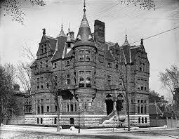 bureau de poste ste catherine hon george drummond s house sherbrooke montreal qc 1891