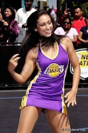 lakers cheerleader jpg 342 450 nba pinterest