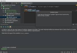 pycharm edu python ide to learn programming quickly u0026 efficiently
