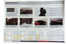subaru jdm jdm 2012 subaru impreza g4 sedan and sport hatchback detailed in