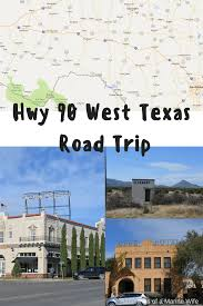 hwy 90 west road trip nothing but room
