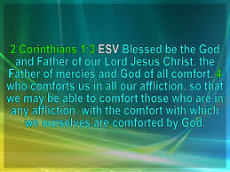 May The God Of All Comfort The Ministry Of Encouragement 1 Thessalonians