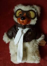 Wooden Faced Teddy Bears Raikes Bears Dolls U0026 Bears