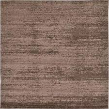 Brown And Grey Area Rugs Square 7 And Larger Brown Area Rugs Rugs The Home Depot