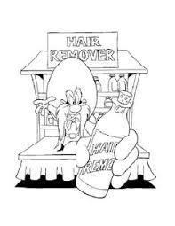 marvin martian coloring looney tunes art u0026 coloring