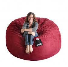 Large Bean Bag Chairs Style Bean Bag Chairs For Adults U2014 Jen U0026 Joes Design