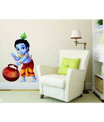 decor kafe religious u0026 inspirational vinyl multicolour wall