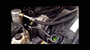 1997 chevy blazer coolant flush 4 3l youtube