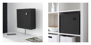 minimalist speakers ikea unveils minimalist eneby line of bluetooth speakers mac rumors