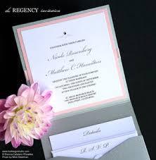 regency wedding invitations invitation gallery brenna catalano design studio custom