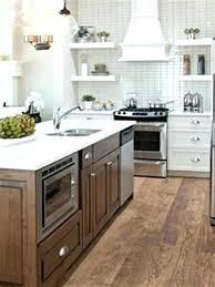 built in kitchen island microwave in island in kitchen colecreates com