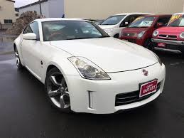 nissan fairlady 350z 2008 nissan fairlady z used car for sale at gulliver new zealand