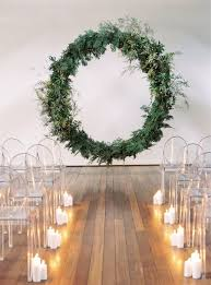 wedding arches with lights top 20 pretty circular wedding arches for 2018 trends