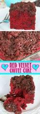 red velvet coffee cake back for seconds