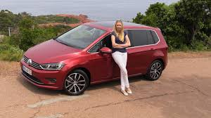 2015 volkswagen golf sportsvan mpv vw golf sv test drive review