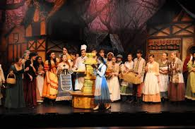 beauty the beast hibbing community college beauty the beast gaston nhs musical 2013 pinterest