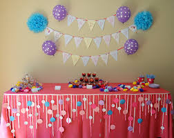 St Birthday Decorations At Home Rustic Neabuxcom - Birthday decorations at home ideas