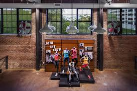 nike unveils first nyc community store in brooklyn def pen