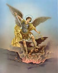 Archangel Saint Michael - ArchangelMichael