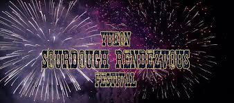 Yukon Lights Festival Yukon Sourdough Rendezvous Yukon Territory Alaska Northern