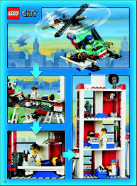 lego police jeep instructions lego hospital instructions 7892 city