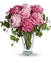 peonies flowers teleflora s peonies bouquet teleflora