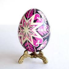 pink easter eggs pink and purple easter egg pysanka pysanky ukranian easter eggs