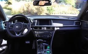 Kia Optima 2015 Interior 2016 Kia Optima Review Autoguide Com News