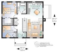 large floor plans house plan w3120 detail from drummondhouseplans com