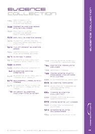 evidence collection catalogue by kimberley turrell issuu