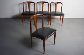 set of 4 danish modern johannes andersen juliane chairs u2013 abt modern