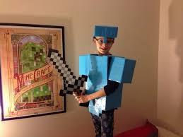 Minecraft Herobrine Halloween Costume Minecraft Halloween Costumes Ideas Minecraft Armor Sword