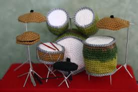 drum knitting pattern drums amigurumi pattern free pesquisa google amigurumi for days