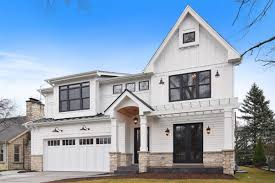 new construction modern farmhouse illinois luxury homes