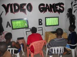 internet game room home design inspirations