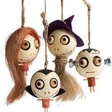 wood ornaments pier 1 creepmas